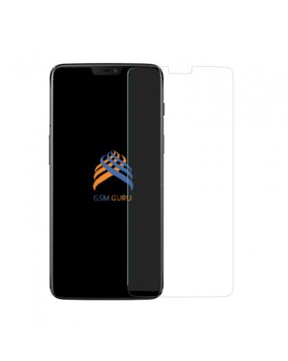 Gehärtetes Glas Displayschutz OnePlus 6