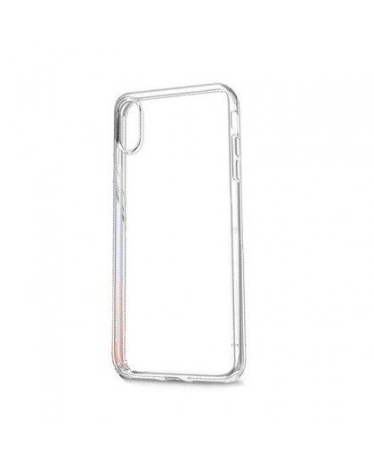 Transparant TPU Hoesje iPhone XR