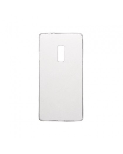 Transparent OnePlus 2 TPU Case