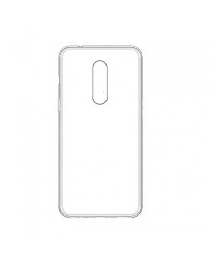 Transparent OnePlus 6 TPU Case