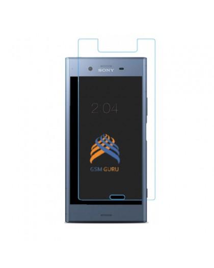 Gehärtetes Glas Displayschutz Sony Xperia XZ1
