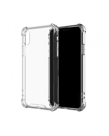 KingKong Anti-Burst Armor Hülle iPhone XS Max  - Transparent