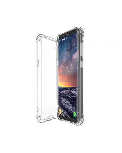 KingKong Anti-Burst Armor Hoes Samsung Galaxy S9 Plus - Transparant