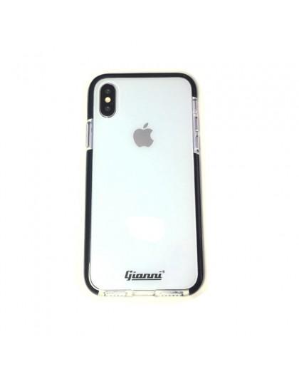 Gianni iPhone XS / X Bumper Case Extreem Schokbestendig
