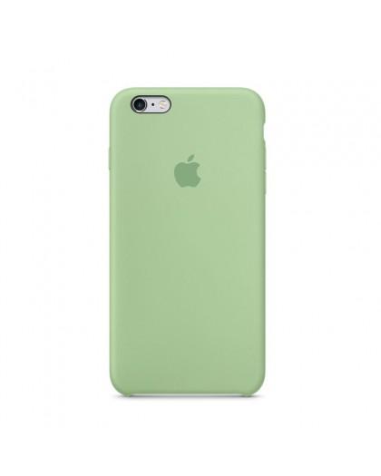 Apple iPhone 6 Plus/6S Plus Silikonhülle - Mintgrün