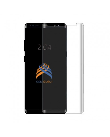 Gehärtetes Glas Case Friendly Clear Displayschutz Samsung Galaxy Note 8