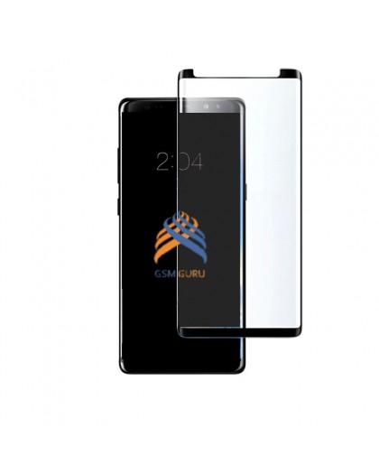 Gehärtetes Glas Full Glue Schwarz Displayschutz Samsung Galaxy Note 8