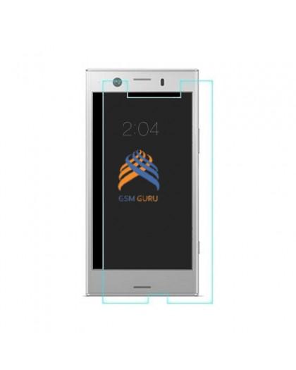 Gehärtetes Glas Displayschutz Sony Xperia XZ1 Compact