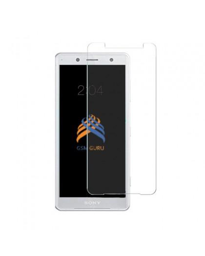 Gehärtetes Glas Displayschutz Sony Xperia XZ2