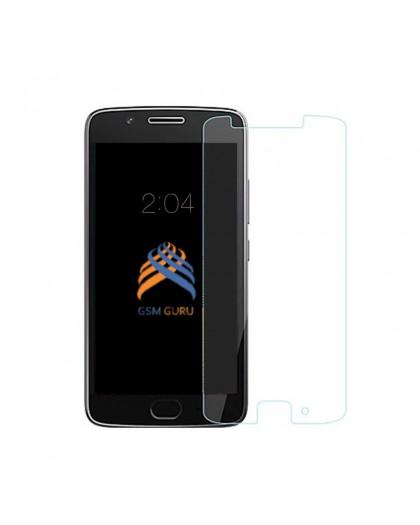 Gehärtetes Glas schutz Motorola Moto G5
