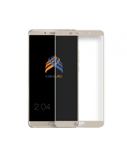 Tempered Glass Full Glue Gold Screen Protector Huawei Mate 10