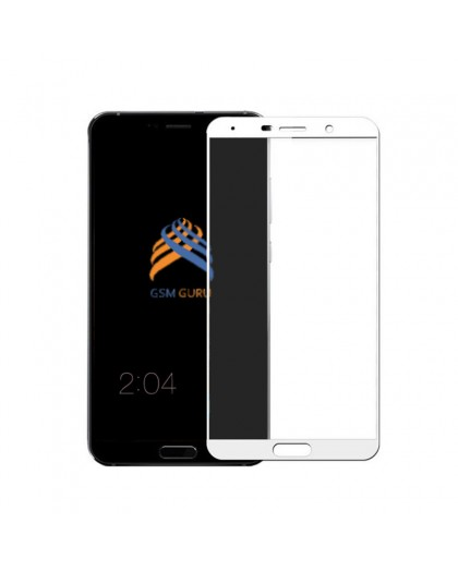 Tempered Glass Full Glue White Screen Protector Huawei Mate 10