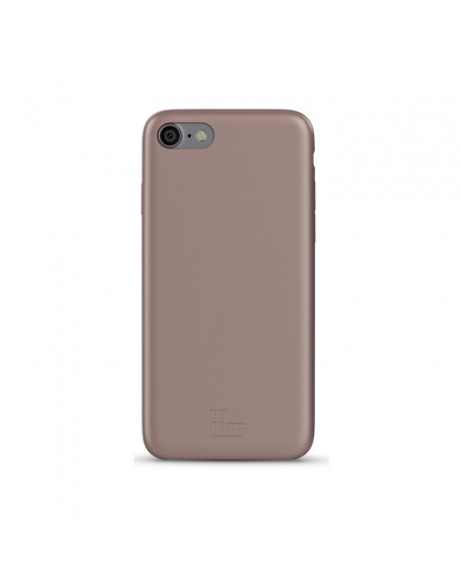 BeHello iPhone 8/7/6S/6 Soft Touch Gel Case Rose Gold