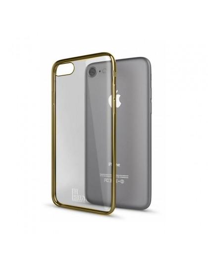 BeHello - Gel Case Gold Edge iPhone 8/7