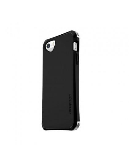 Itskins Nitro Forged Protective Phone Case for iPhone SE/5S/5 - Black