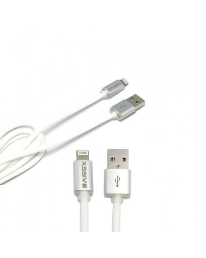 Xssive Lightning naar USB-kabel 2 meter