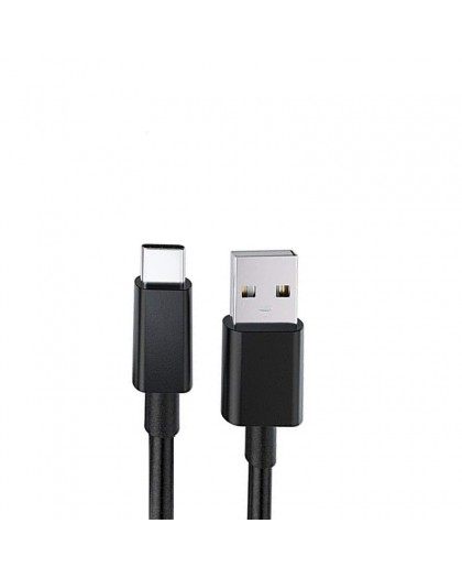 Sturdy USB Type-C To USB Cable 2 Meters - Black