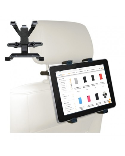 Universal Headrest Tablet Holder