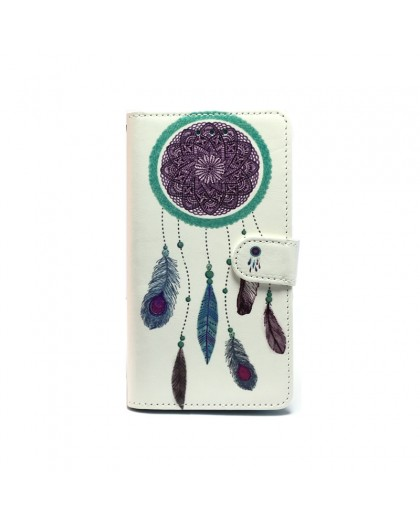 Dreamcatcher Book Case iPhone XR