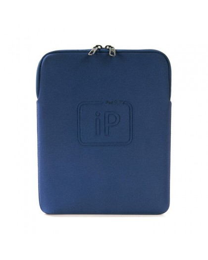 Tucano Second Skin Elements Sleeve voor iPad 9.7 - Blauw