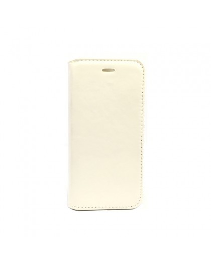 CoolCase White Book Case For iPhone 8 / 7
