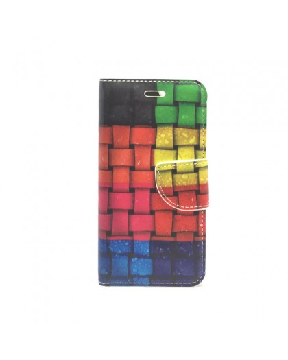 Colored Book Case For iPhone 6 / 6S