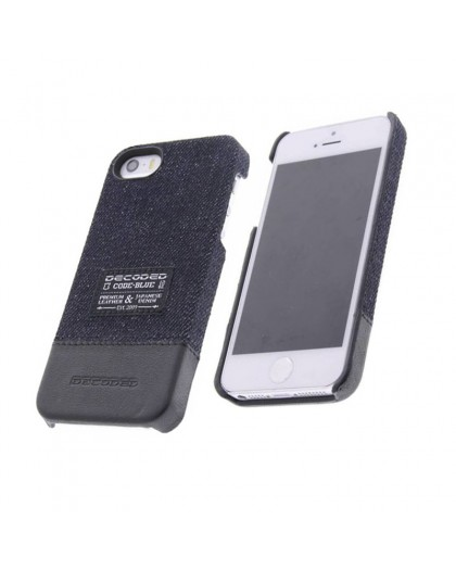 Decoded Denim Back Cover iPhone SE / 5S / 5