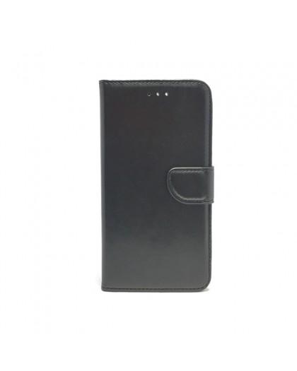 Zwart Wallet Case Voor iPhone 8 Plus / 7 Plus