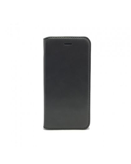 Black Wallet Case For Galaxy A7 2017