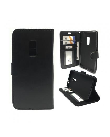 Classic Zwart Booktype Hoesje OnePlus 2