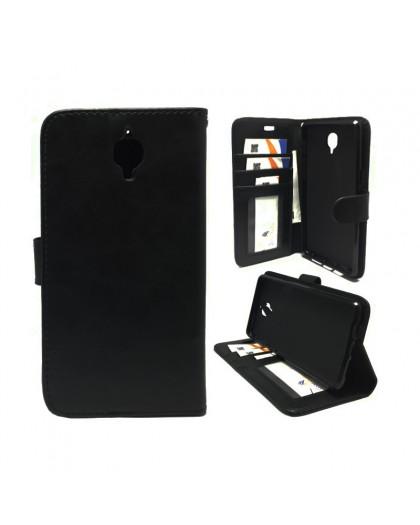 Classic Black Bookcase OnePlus 3 / 3T