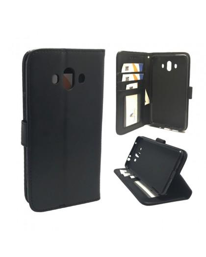 Classic Black Bookcase Huawei Mate 10