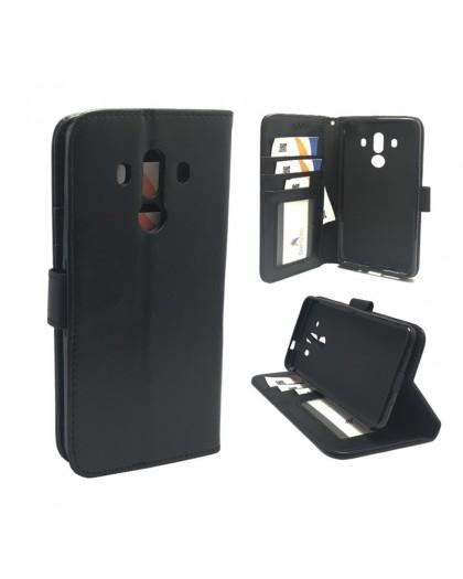 Classic Black Bookcase Huawei Mate 10 Pro