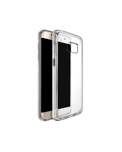 Transparent Samsung Galaxy S7 Edge TPU Case