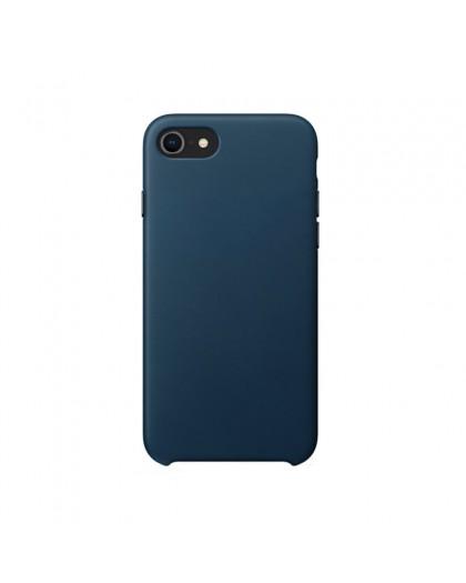 Liquid Silicone Case iPhone 8 / 7 - Horizon Blau