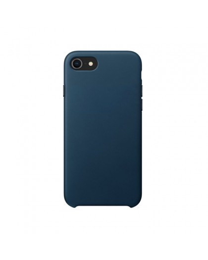 Liquid Silicone Case iPhone 8 / 7 - Horizon Blauw