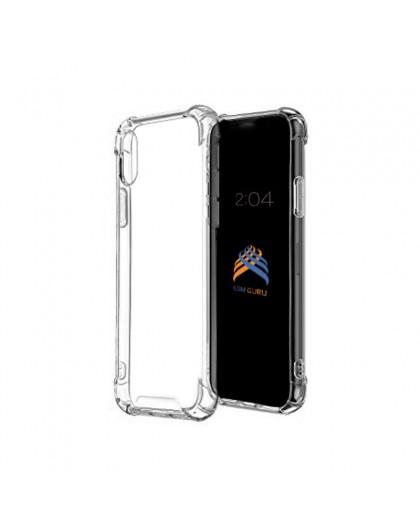 KingKong Anti-Burst Armor Case iPhone XR - Transparent