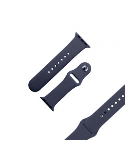 Horizon Blauw Sport Bandje Voor de Apple Watch 44 / 42 mm