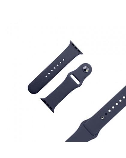 Horizont Blau Sport Armband für die Apple Watch 40 / 38 mm