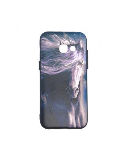 3D Print Horse TPU Hülle für Samsung Galaxy A3 2017