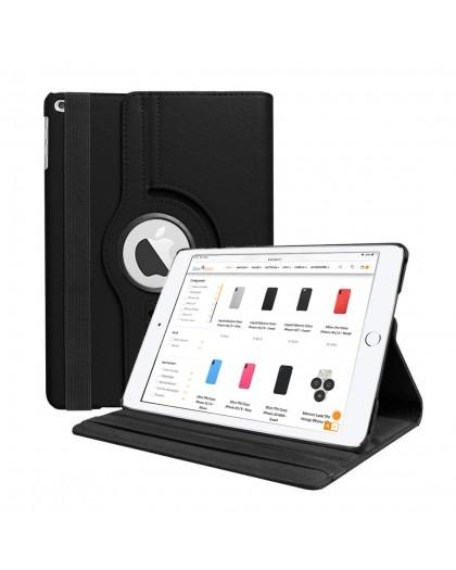 Zwart 360 Draaibare Tablethoes Voor de iPad Air 2