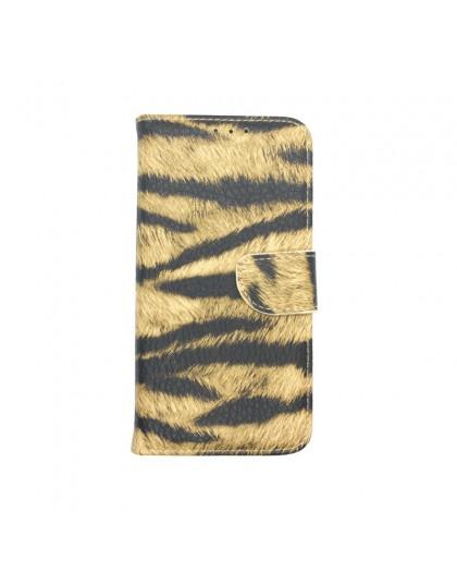 Leopard Print Wallet Case für das Huawei P20 Lite