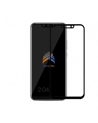Edge to Edge Tempered Glass Displayschutz Huawei Mate 20 Lite