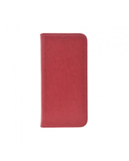Classic Red Bookcase Samsung Galaxy A5 2017