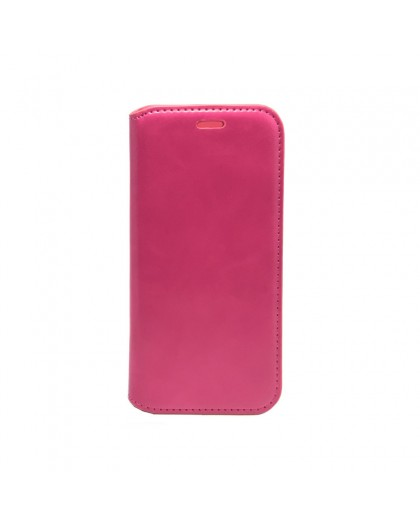 CoolCase Pink Book Case For Samsung Galaxy A3 2017