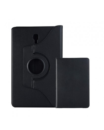 Black 360 Rotating Tablet Case For Samsung Galaxy Tab A 10.5 (2018)