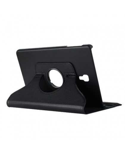 Black 360 Rotating Tablet Case For Samsung Galaxy Tab S4 10.1