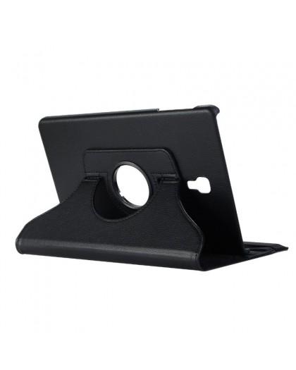 Zwart 360 Draaibare Tablethoes Voor Samsung Galaxy Tab S4 10.1