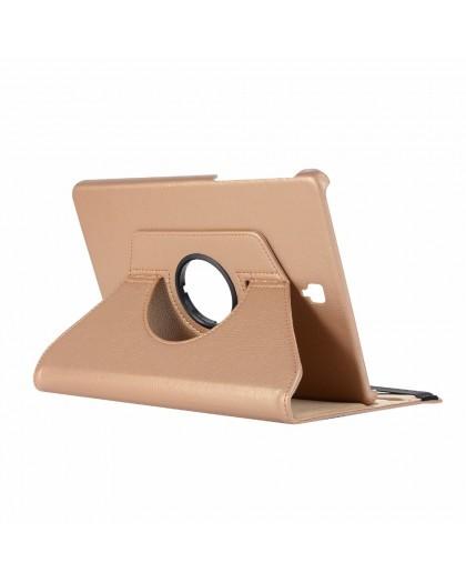 Gold 360 Schwenkbare Tablet-Hülle Für Samsung Galaxy Tab S4 10.1