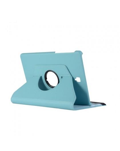 Lichtblauw 360 Draaibare Tablethoes Voor Samsung Galaxy Tab S4 10.1